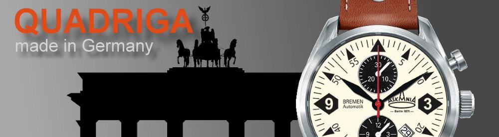 Askania Quadriga