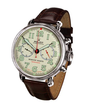Poljot International Moscow Nights Chrono