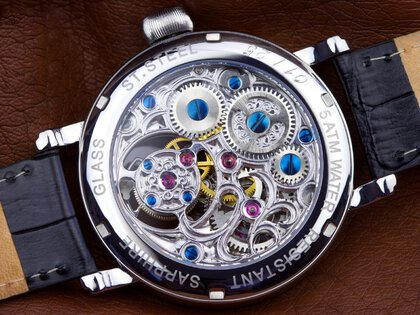 Poljot International Tourbillon Skeleton