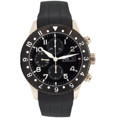 Hacher Chronograph Atlantis GMT